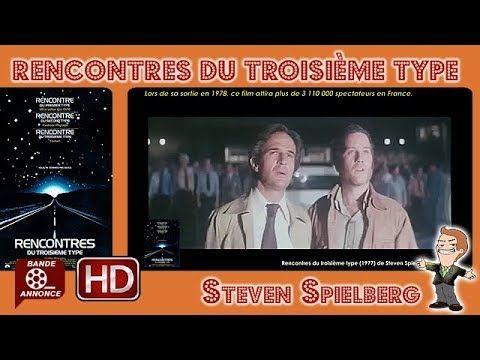 Rencontres du troisième type de Steven Spielberg (1977) #MrCinema 228