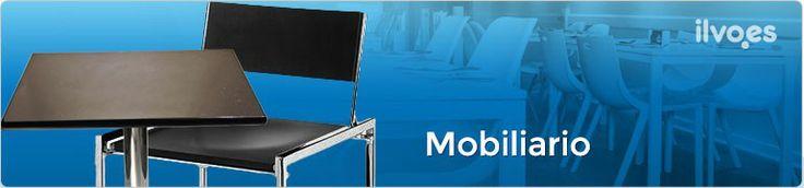 En ILVO te ofrecemos una gran variedad de muebles de alta calidad y diseño exclusivo para amueblar tu negocio de hostelería de forma acogedora. En nuestra selección de mobiliario hostelería puedes encontrar una alta gama de sillas, sillones, taburetes, mesas y pies de mesas de varios materiales.  http://www.ilvo.es/705-mobiliario