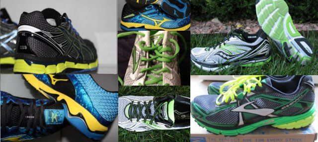 A roundup of the best stability running shoes for runners with flat feet in 2013