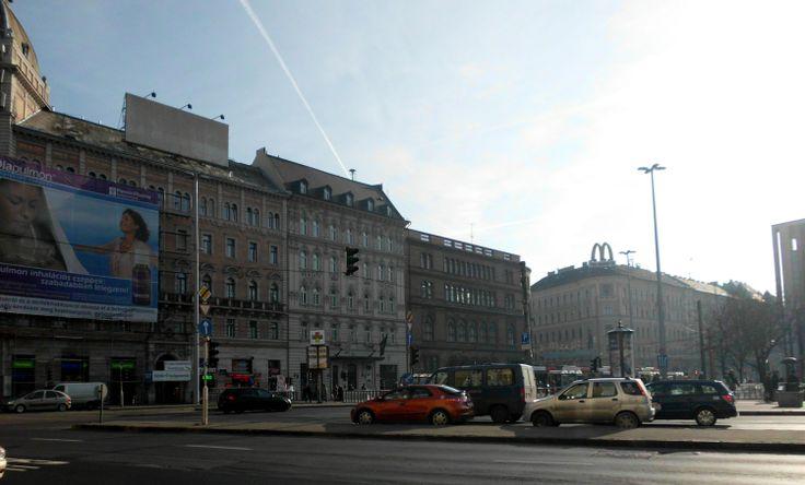 Blaha Lujza tér.