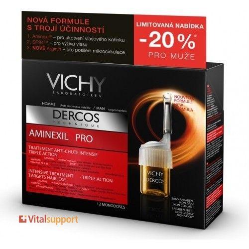 Dercos Amin.PRO 12x6ml - pro muže (VICHY) 01.12
