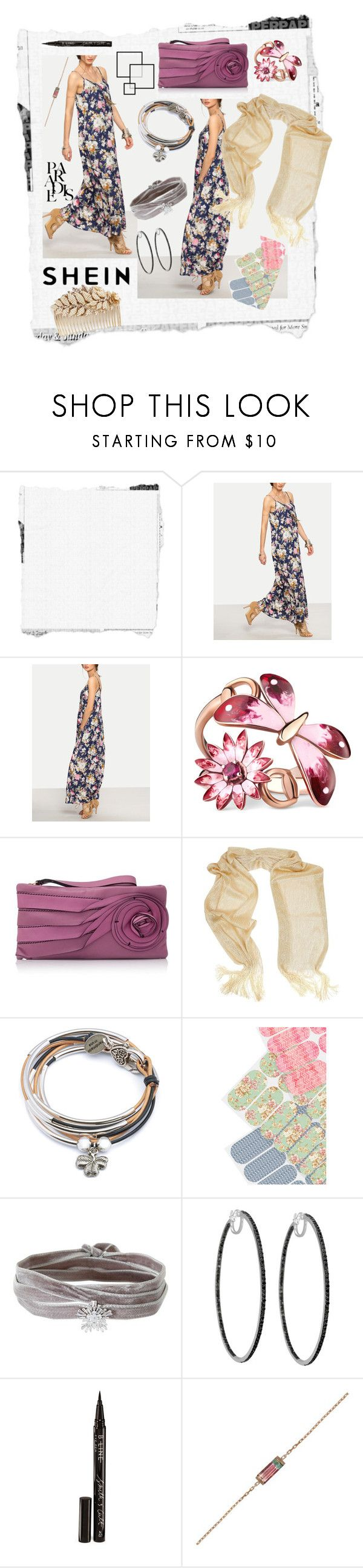 """Walking On Air 🎈"" by mavinex-de-nova ❤ liked on Polyvore featuring Gucci, Valentino, Lizzy James, Fallon, Smith & Cult and Miriam Haskell"