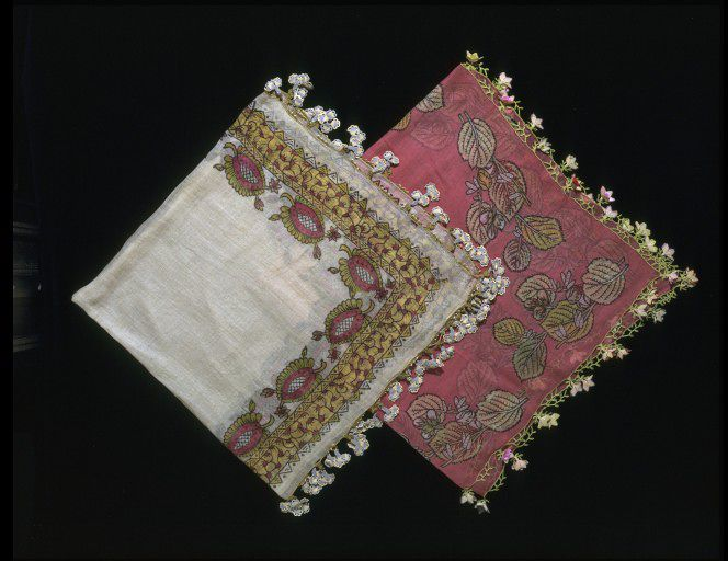 Scarf  Greece (made) Date:1900-1930 (made)