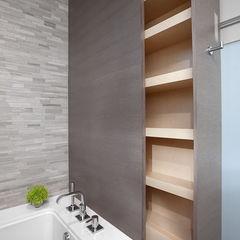 modern bathroom by Best Builders ltd
