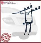 3 Bike Rack For Car SUV Trunk Mounted Sedan Allen Sports Bicycle Carrier Holder6  Bike Capacity - 3, UPC - 765271103002