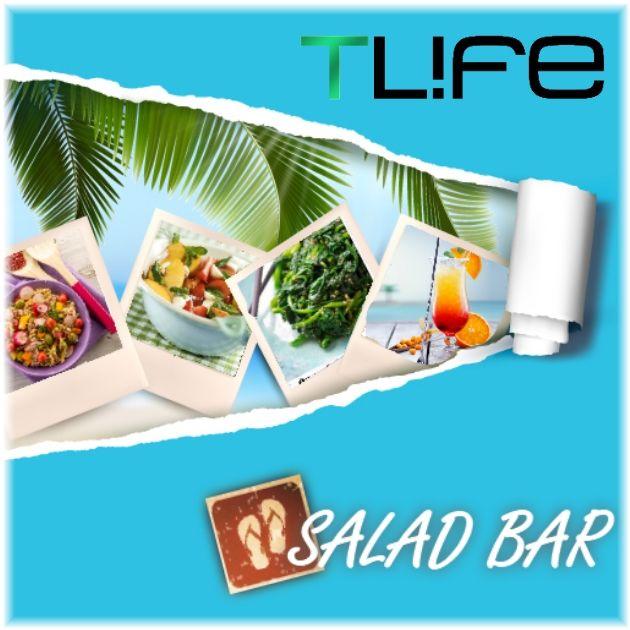Οι καλοκαιρινές σαλάτες του TLIFE Recipes! Το πιο ελαφρύ μενού της για όλη την εβδομάδα...