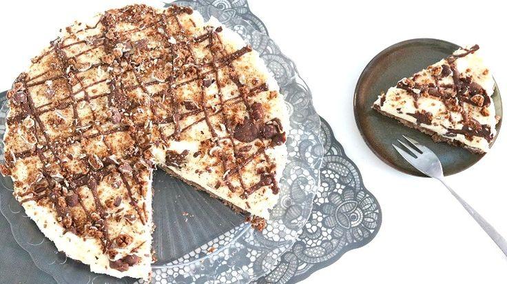15 pins over witte chocolade cheesecake die je moet zien karamel cheesecake appel kaastaart - Chocolade en witte badkamer ...