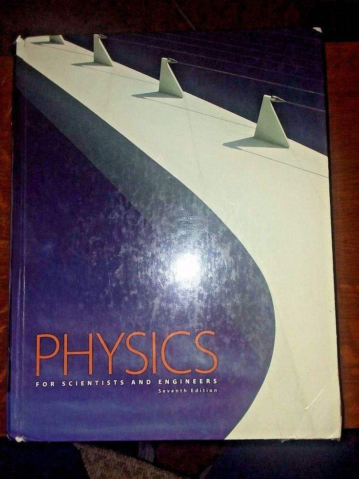 Best 25 physics textbook ideas on pinterest rent books online physics for scientists and engineers 7th edition serway jewett fandeluxe Gallery