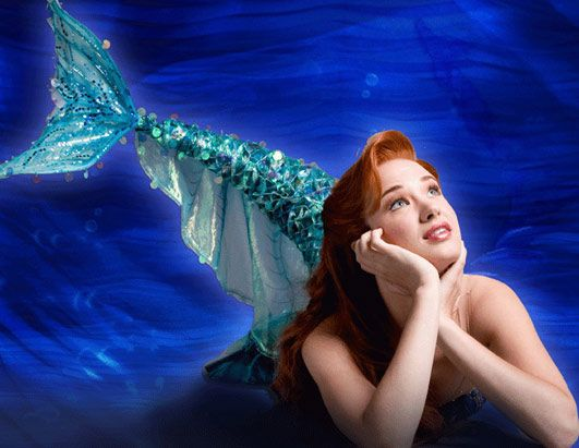 Is this how Ariel looks like in real life?