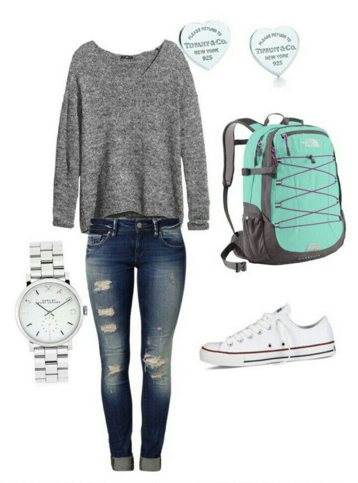 Cute Simple Outfits For School | www.pixshark.com - Images Galleries With A Bite!