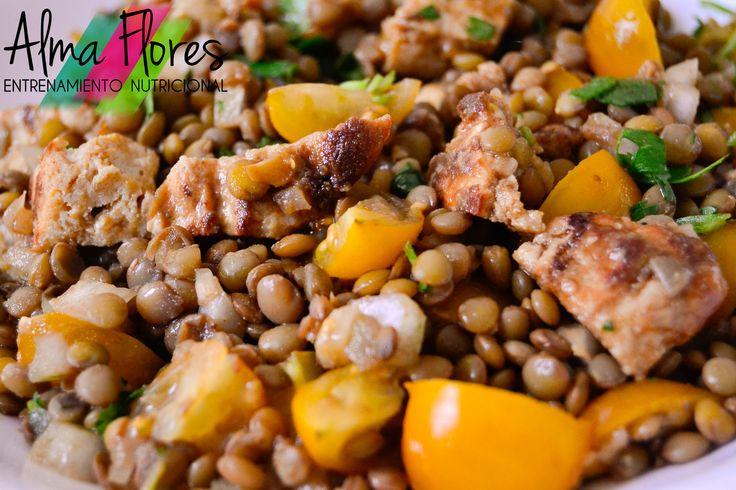 26 best comidas y cenas saludables images on pinterest for Comidas y cenas saludables