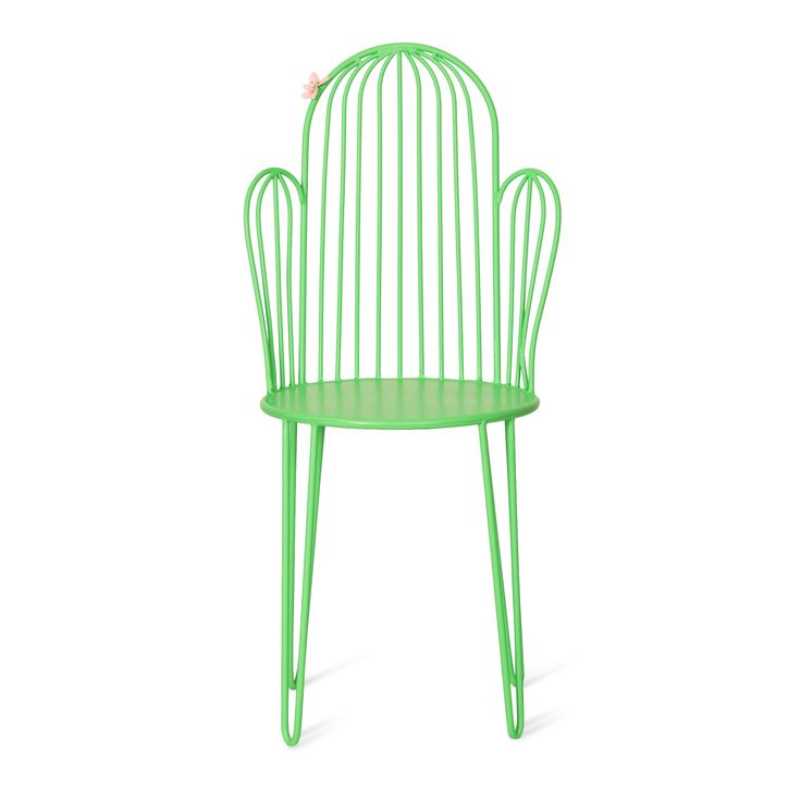 Buy the Green Green Cactus Chair at Oliver Bonas. We deliver Homeware throughout the UK within 5-12 working days from £14.