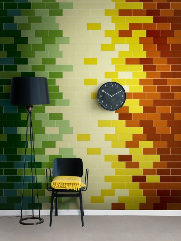 The Ceramic Wall Tiles Are Offered In A Gloss Or Satin Finish And Provides Creative Freedom To Achieve Bold Ideas