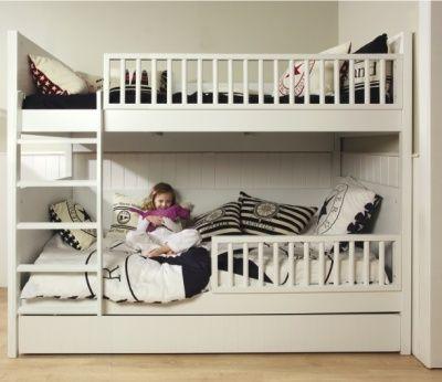 25 beste idee n over stapelbed op pinterest kinderstapelbed kussen kamer en logeerbed - Mezzanine jongen ...