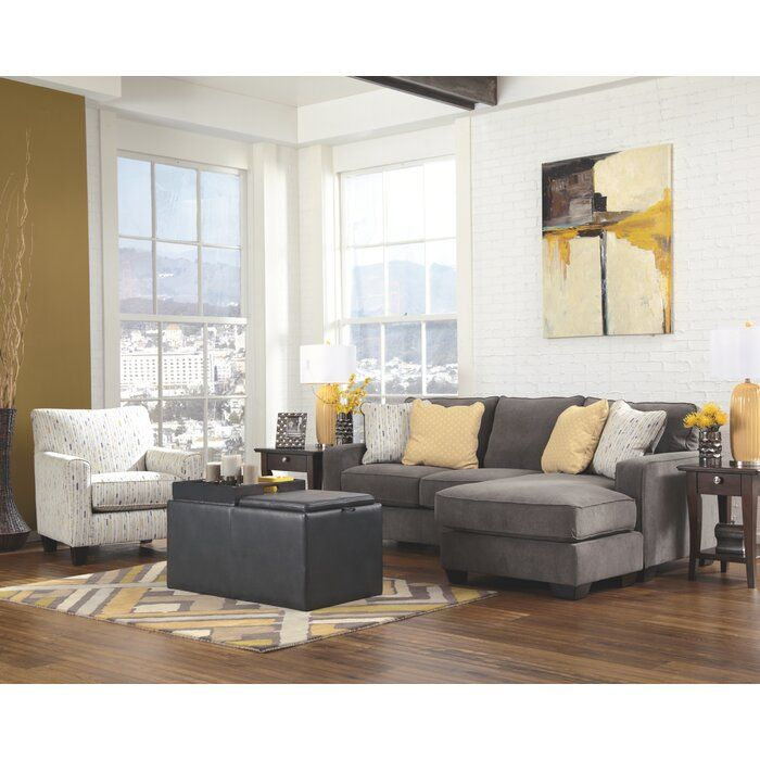 Arachne Sectional Reviews Birch Lane Living Room Chaise Gold Living Room Furniture Accent Chairs For Living Room