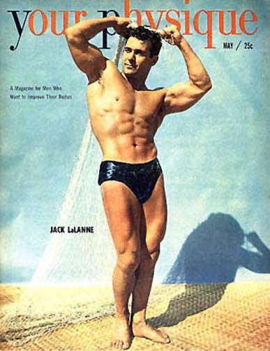 Image result for jack lalanne Roof of a Plane at Age 92