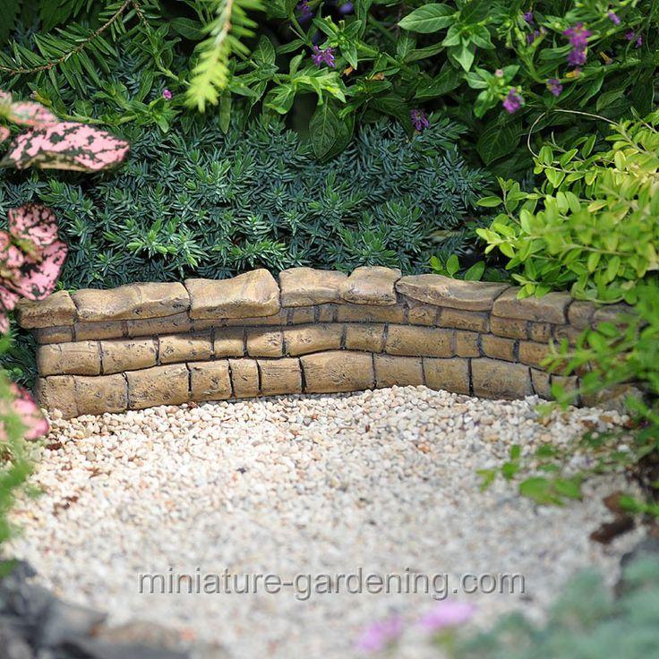 Miniature Fairy Garden Ideas Miniature Gardening Fairy Wall 1189 780x780