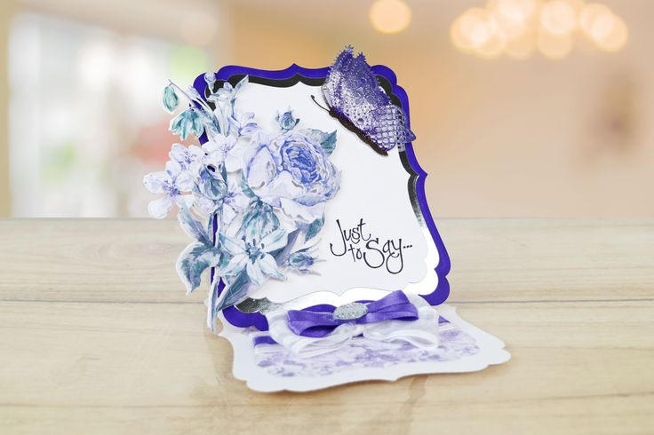 Magical Midnight collection by Tattered Lace   For more information visit: www.tatterelace.co.uk
