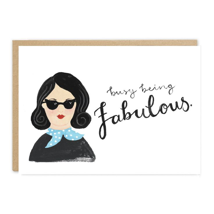 ELLEN Friendship Card by Jade Fisher #Shiro #Echo #Digital #Favini