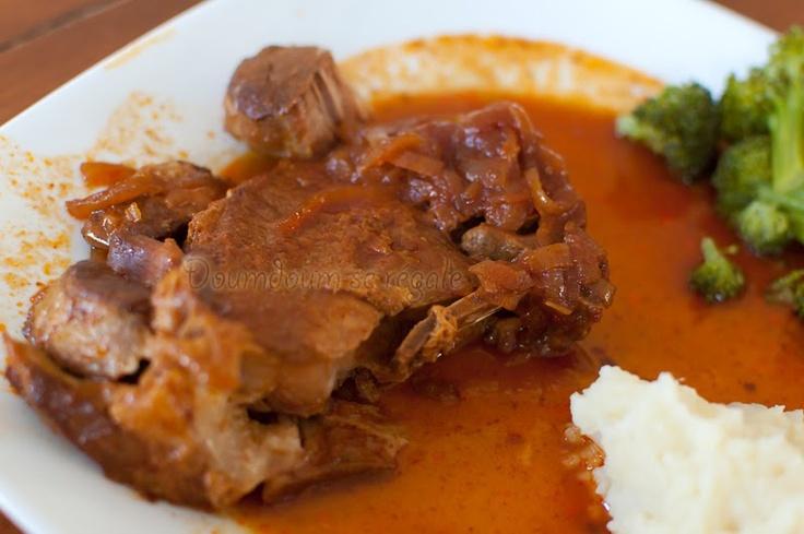 Côtelettes de porc barbecue à la mijoteuse