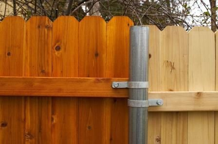 Horizontal Fence Privacy