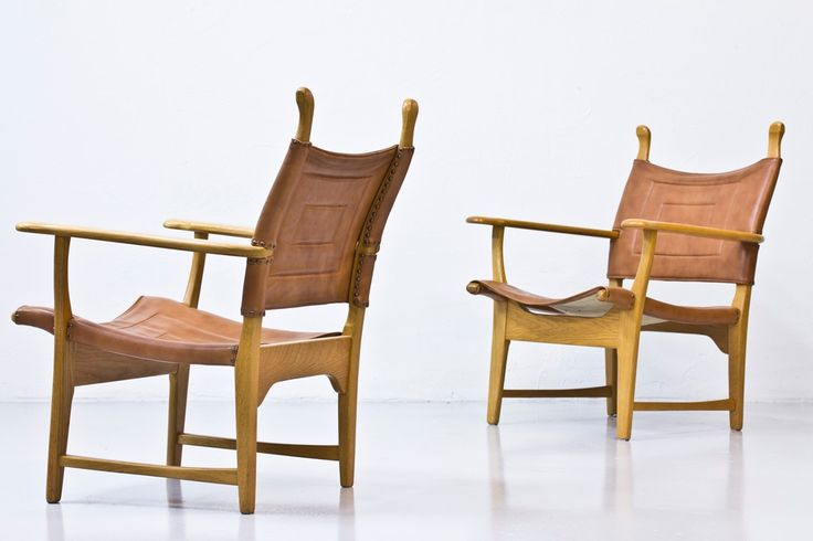 Pair of armchairs attributed to Malmsten and Ekström via modernisten. Click on the image to see more!