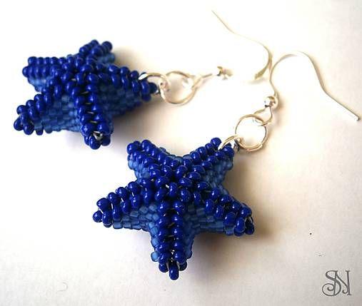 Modré hviezdice