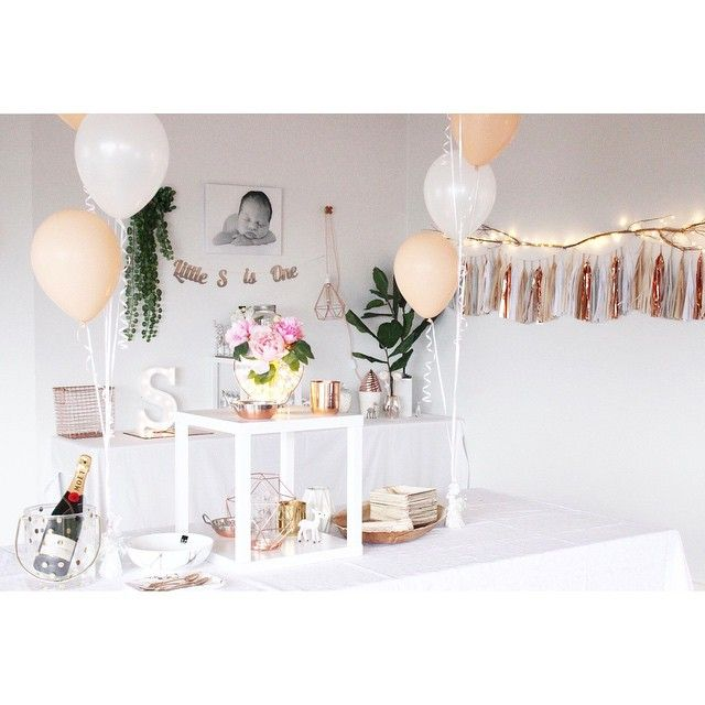Party time! Styling and photography by Little S & Co #saisiaisone #copper #rosegold #party #kidsparty #birthday #decor #decorations #partystyling #candybar #home #littlesandco #LittleSandCo