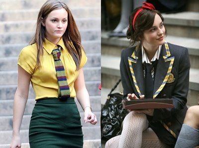 gossip girl private school uniform
