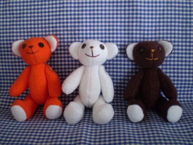 BOHEMIA OKOの作り方|テディベア|ぬいぐるみ・人形|アトリエ|手芸レシピ16,000件!みんなで作る手芸やハンドメイド作品、雑貨の作り方ポータル