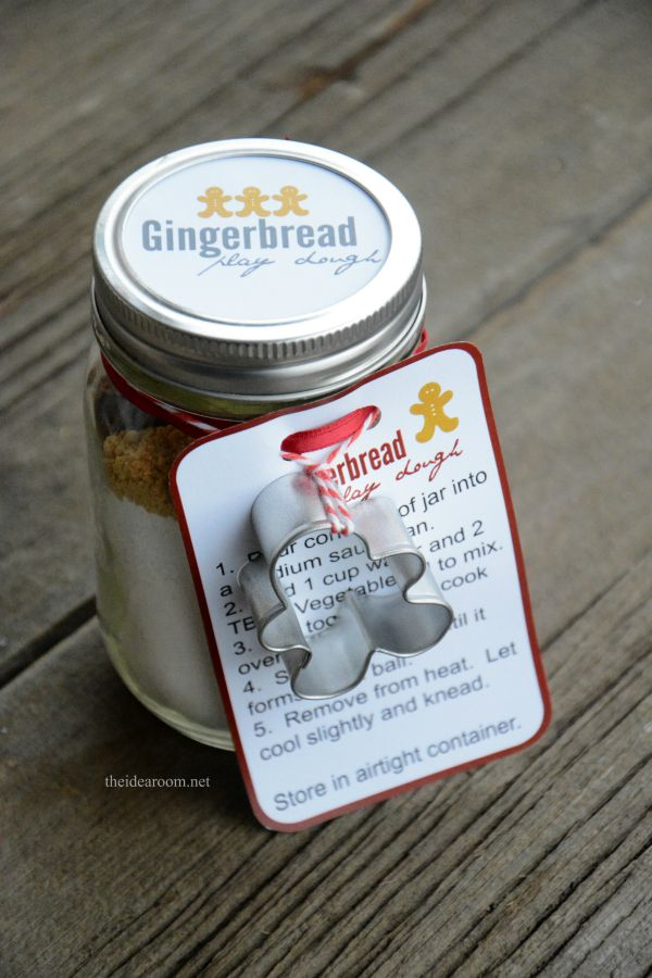 Gingerbread-Play-Dough-Recipe | theidearoom.net