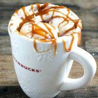 Caramel Macchiato (Starbucks Copycat)