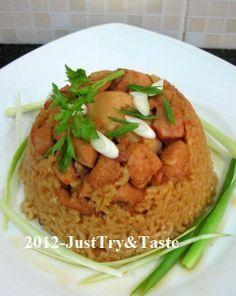 Nasi Tim Ayam: Seriously Delicious!