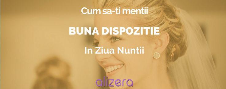 https://www.alizera.ro/cum-sa-ti-mentii-buna-dispozitie-in-ziua-nuntii-tale/