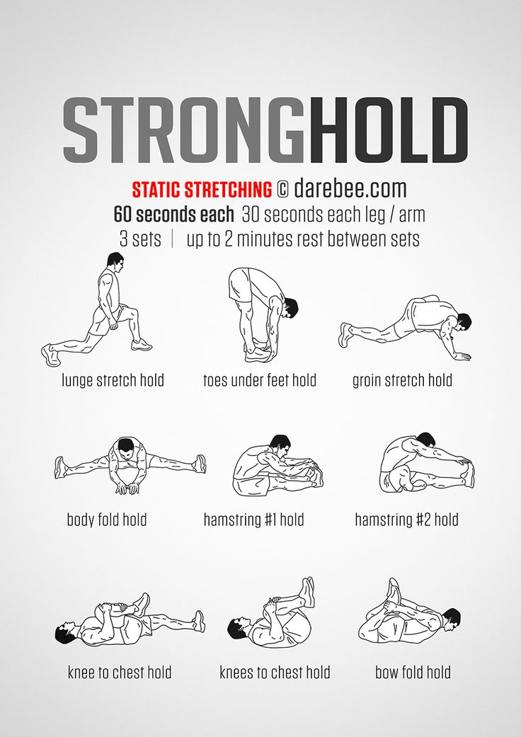 Stronghold Workout