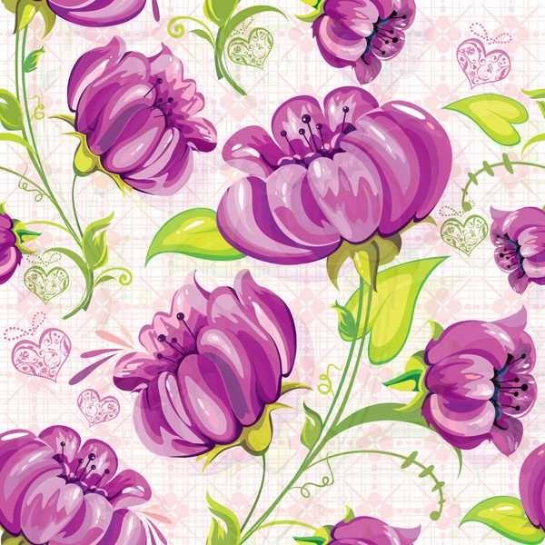 Pattern Fabric Background - FREE
