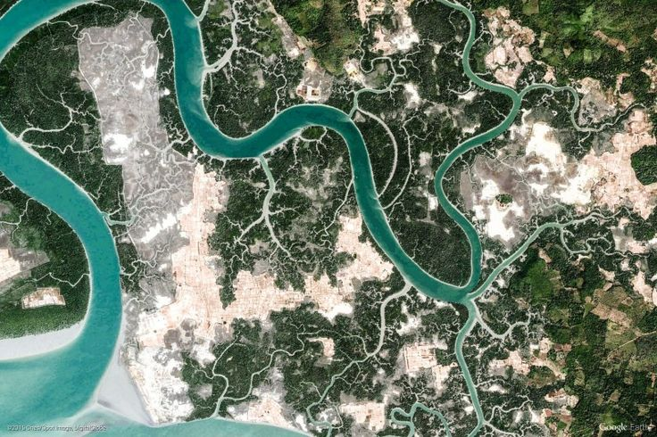Here Are 16 Stunning Satellite Images of Southeast Asia · Global Voices