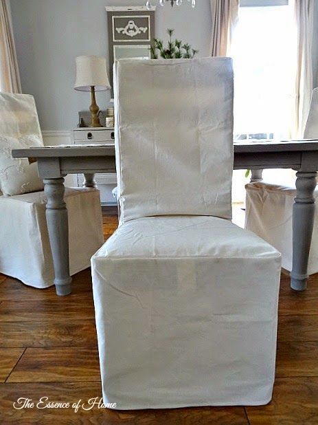 Best Slip Covers Images On Pinterest Dining Room Dining
