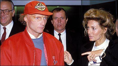 Marlene Kraus, Niki Lauda's ex-wife (wiki,bio)