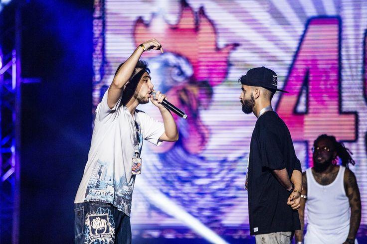 Los 16 mejores freestylers de Chile se enfrentan en la final nacional del concurso de rap más grande
