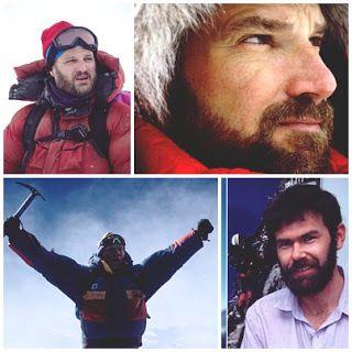 Arcopodojournal: Film Everest 2015, Antara Rob Hall dan John  Kraka...