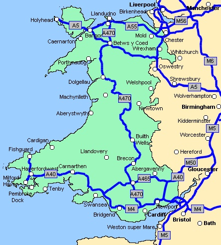 The best: dating in south wales uk map