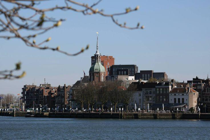 Lente 20 maart 2014 city Dordrecht