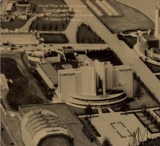 517 Best Images About 1933 34 Chicago Century Of Progress World Fair On Pinterest