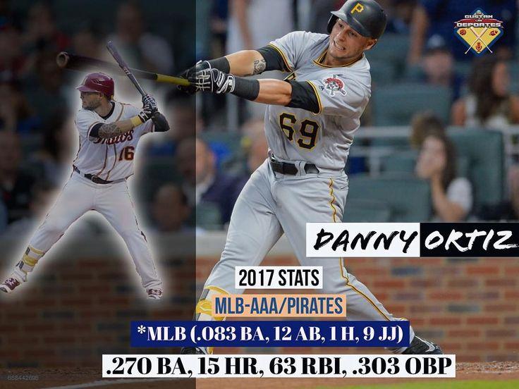 #Phillies firmaron a nuestro  Danny Ortiz a un contrato de liga menor con invitación al Spring training del equipo de las mayores. Ortiz jugara con los Indios de Mayaguez esta temporada invernal (MVP de la temporada pasada) #MLB #MGLD