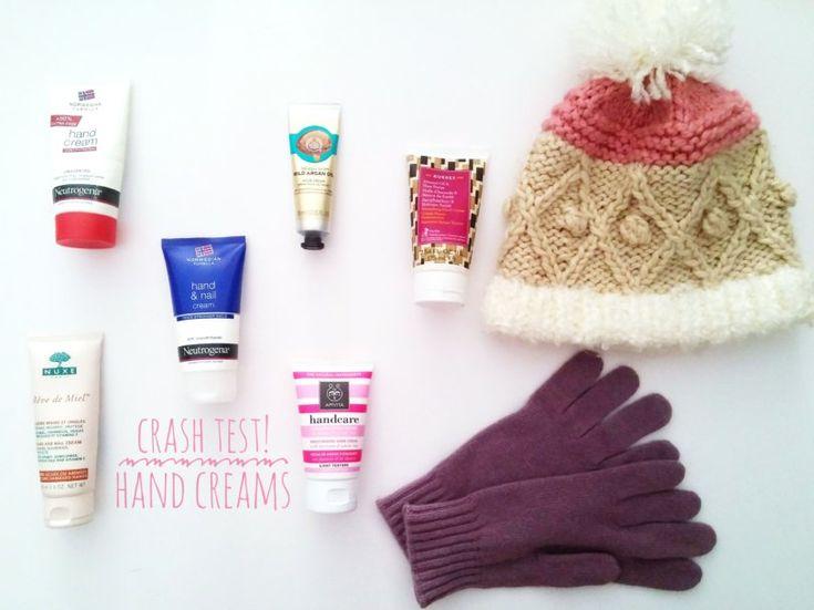 Crash Test: Hand Creams - Violetmimosa
