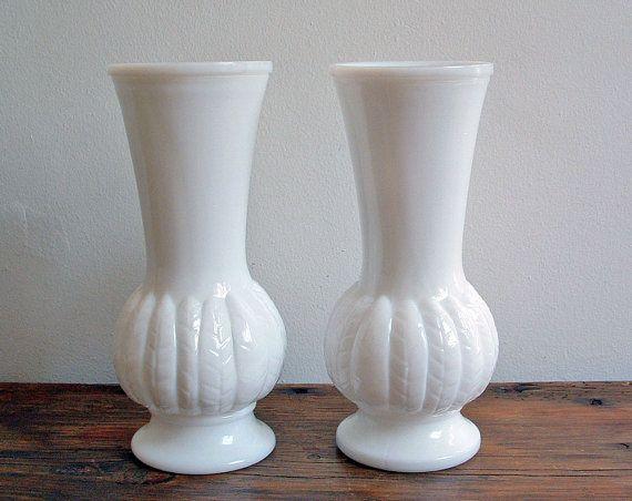Mechies Loft Eo Brody Of Ohio Vintage Milk Glass Vase Http