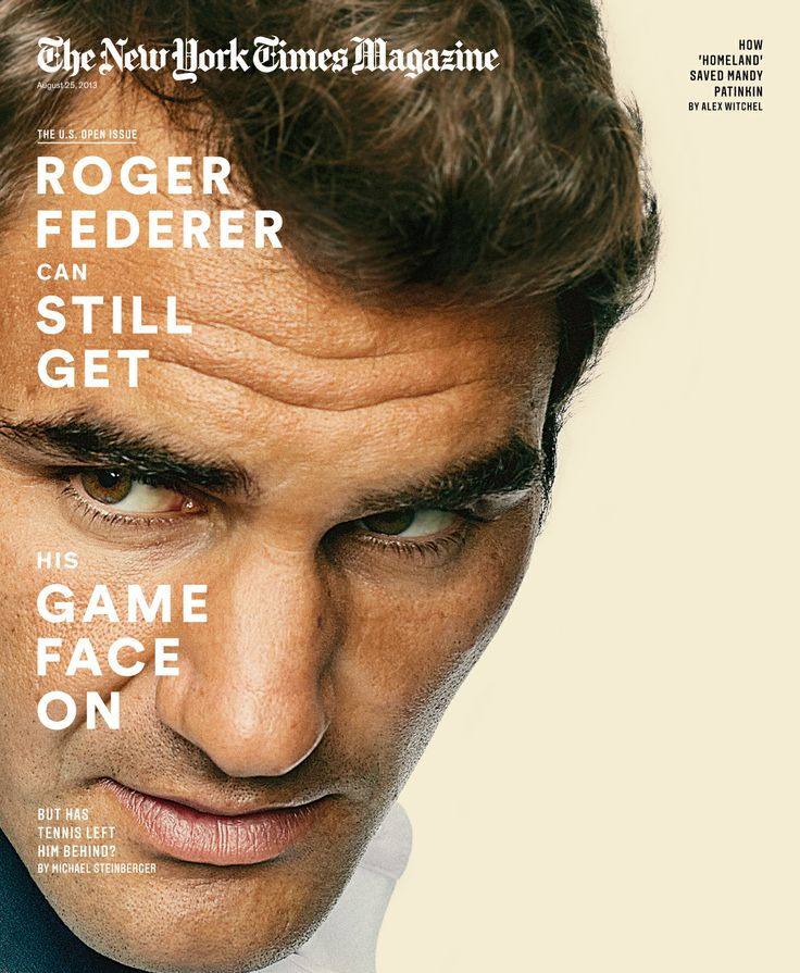 The New York Times Magazine, 25 August 2013