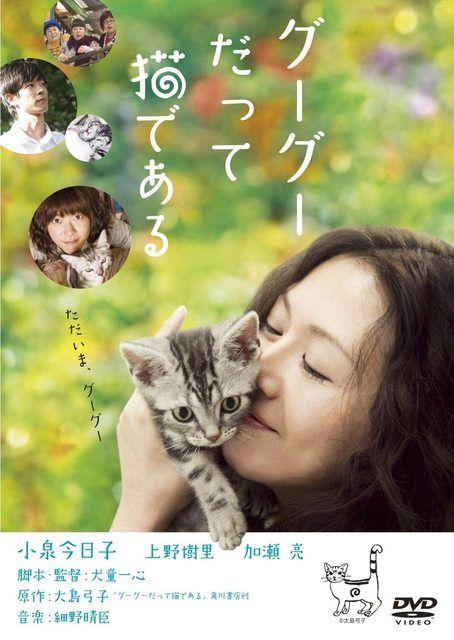 [邦画] グーグーだって猫である (小泉今日子/上野樹里/加瀬亮/DVD-VOB/3.81GB) ... - http://adf.ly/afyKo