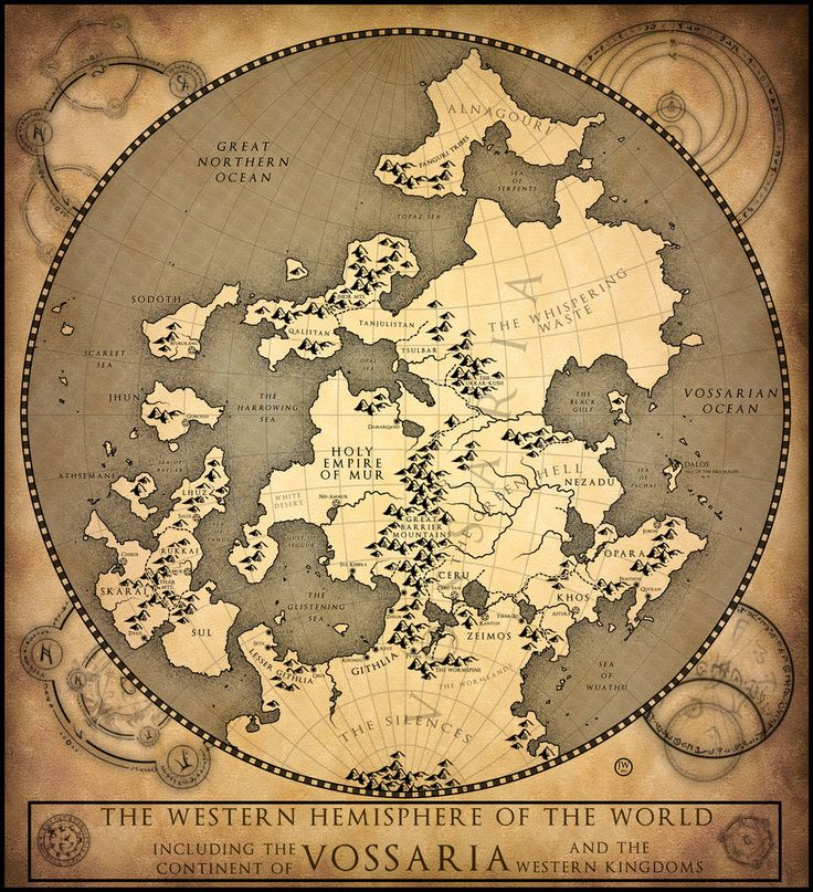 478 best RPG - Maps images on Pinterest Cartography, Maps and - best of world map white background